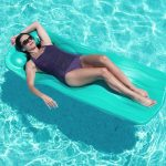 Inflatable Pool Lounge Float