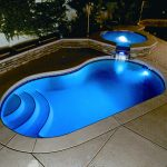 Inground Pool Lights Decor