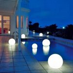 Inground Pool Lights Floating