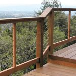 Installing Cable Deck Railing Systems