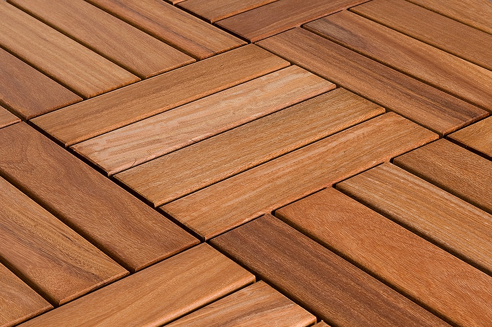 Image of: Interlocking Deck Tiles on Sand