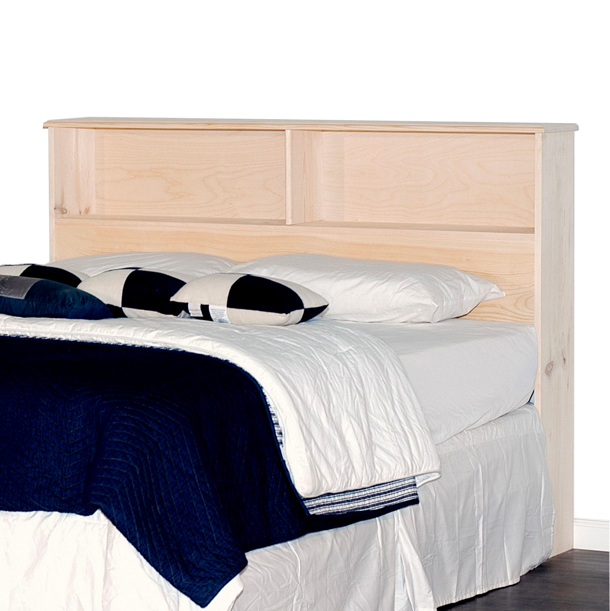 King Size Bookcase Headboard Furniture