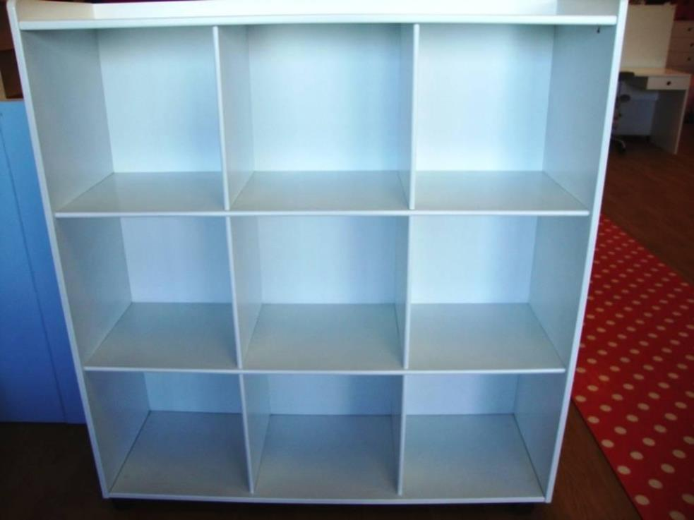 Image of: Large Cube Bookcase