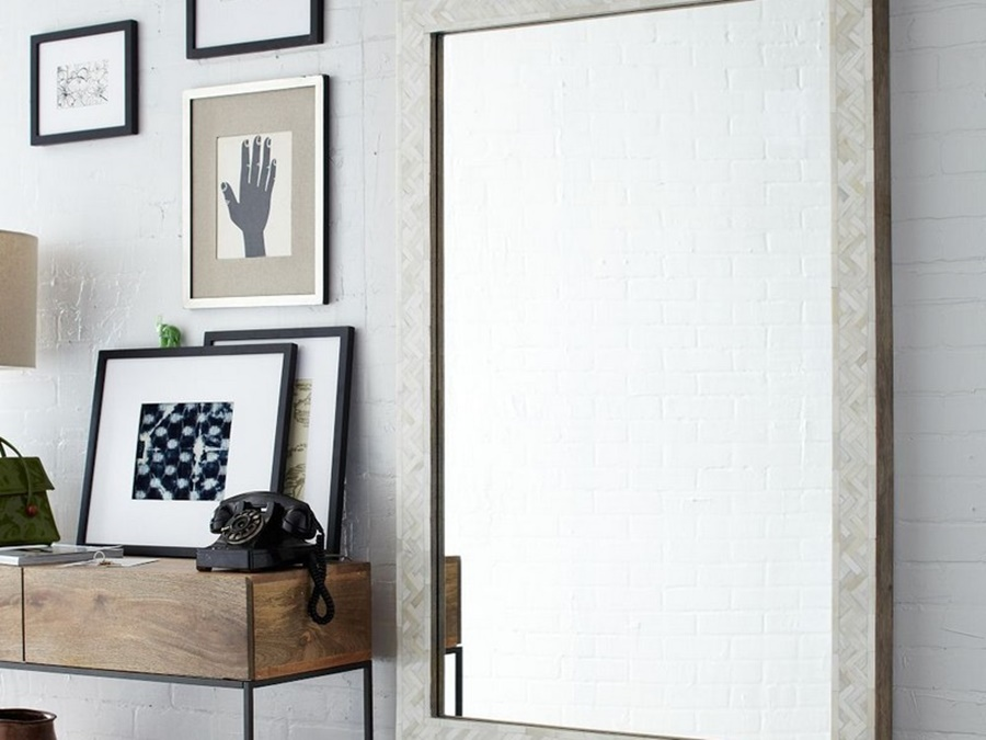 Image of: Large Oversized Wall Mirrors Design