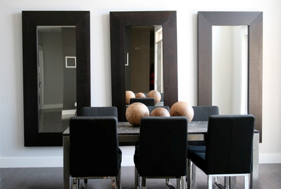 Image of: Large Oversized Wall Mirrors