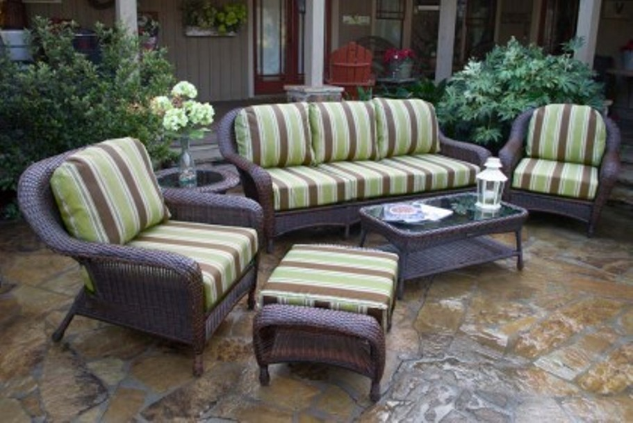 Image of: Lazy Boy Patio Conversation Sets