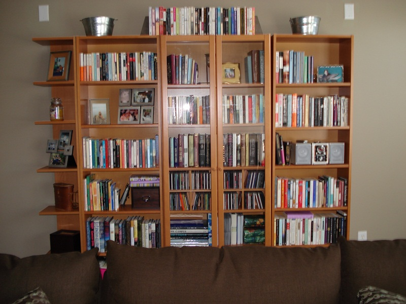 Image of: Library Billy Bookcase