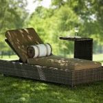 Lovely Outdoor Chaise Lounge