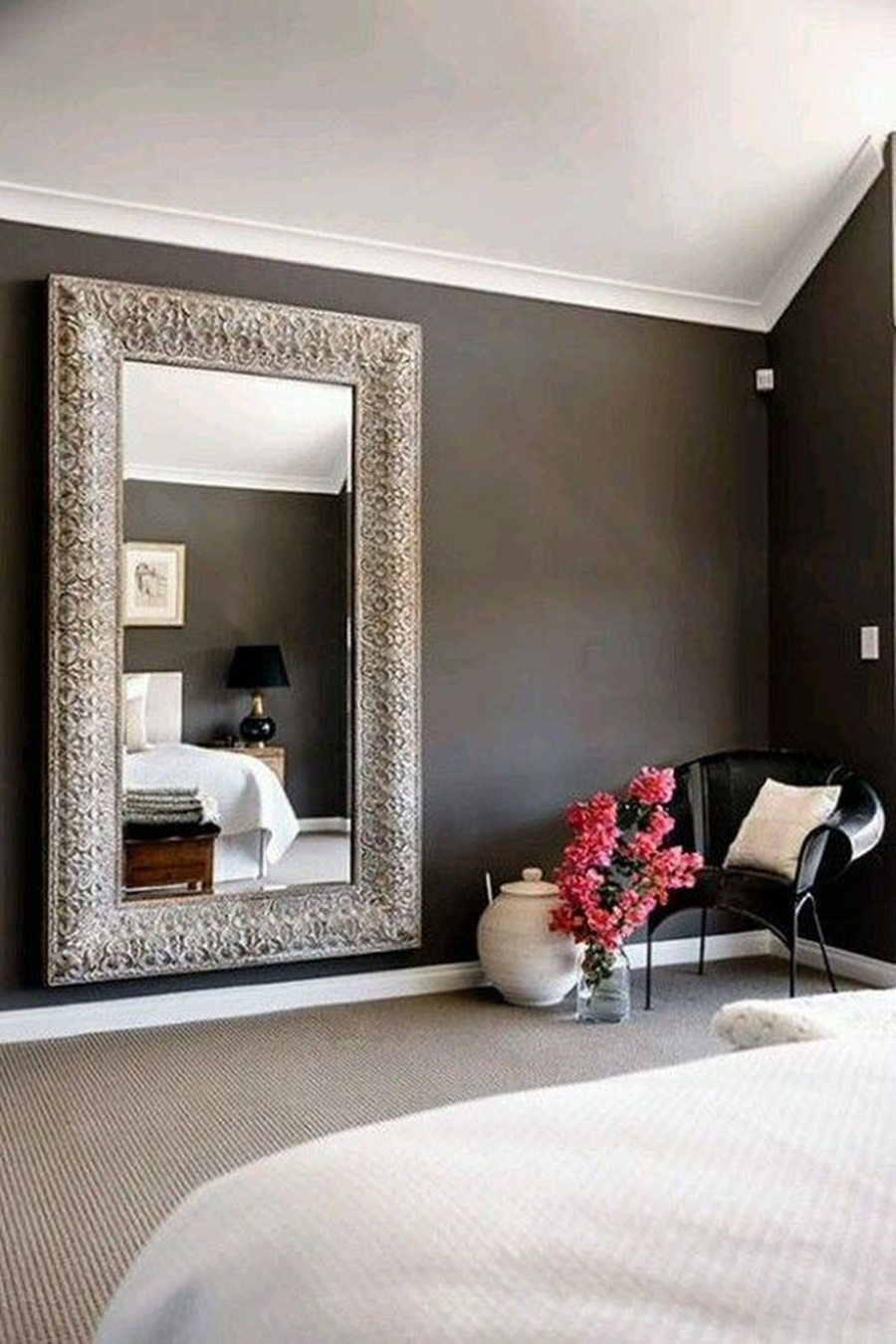 Image of: Luxury Large Oversized Wall Mirrors