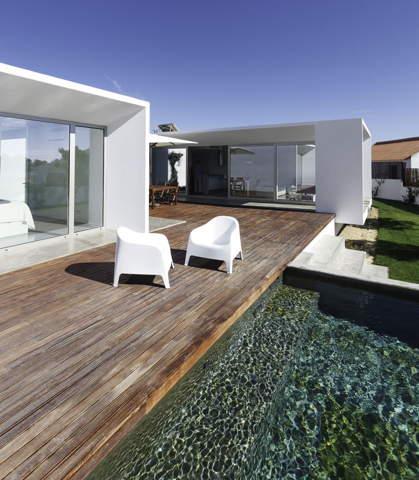 Mahogany Decking Designs
