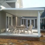 Metal Patio Awning Home