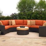 Minimalist Outdoor Sectional Furniture