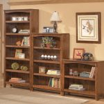 Mission Bookcase Style