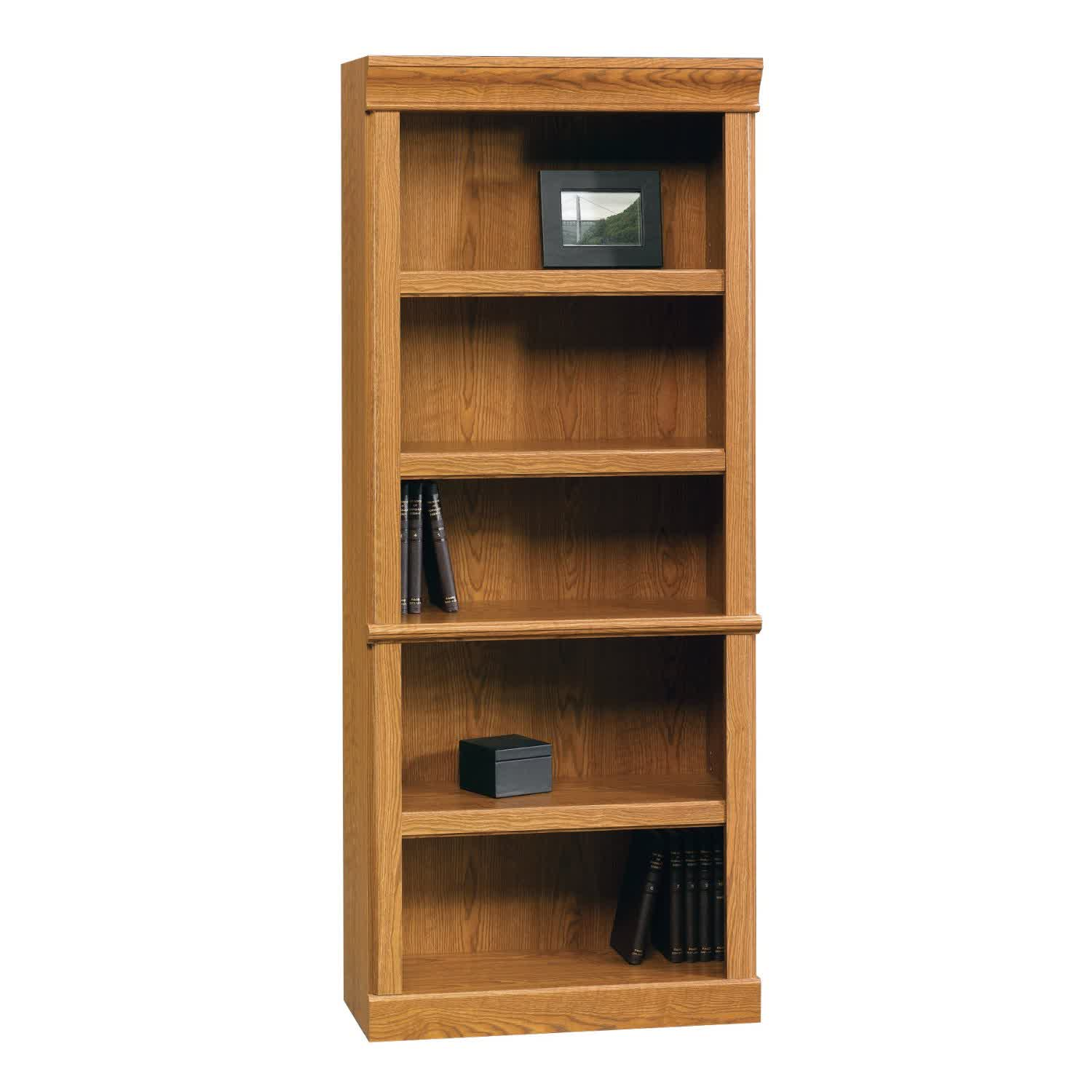 Image of: Model of Solid Wood Bookcase