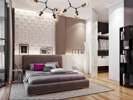 Image of: Modern Bedroom Ceiling Light Fixtures