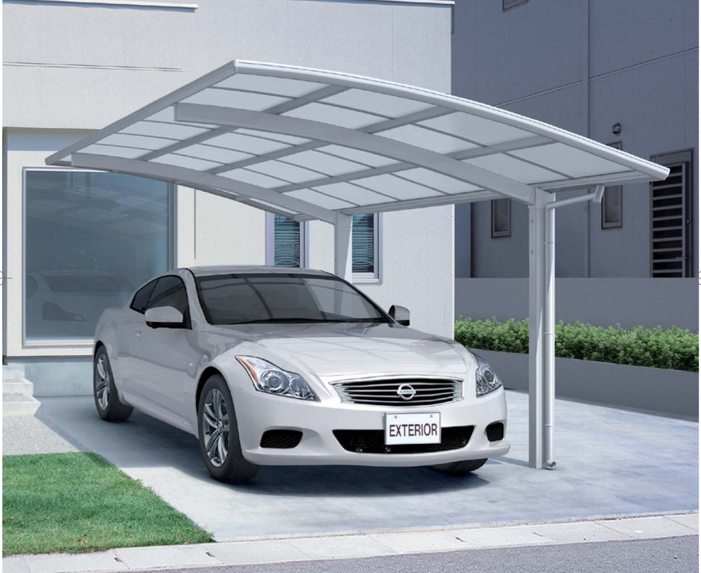 Image of: Modern Carport Canopy