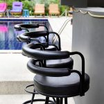 Modern Patio Bar Stools
