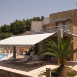 Modern Retractable Deck Awnings