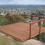 New Cable Deck Railing