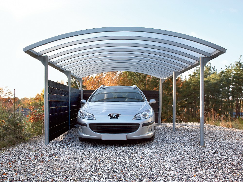 Image of: New Carport Canopy