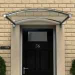 New Front Door Awnings Ideas