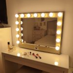 New Lighted Vanity Makeup Mirror