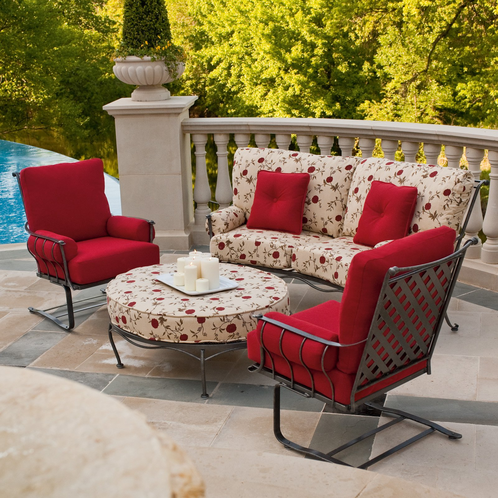 New Patio Conversation Sets
