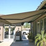 New Retractable Patio Awning