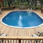 Nice Oval above Ground Pools