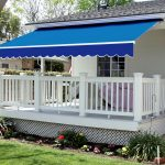Nice Retractable Patio Awning