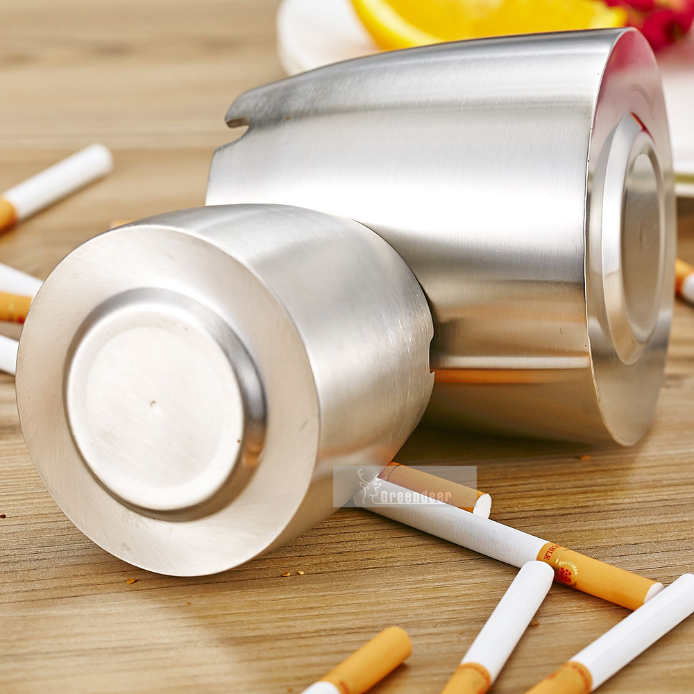 Image of: Outdoor Ashtray Shapes