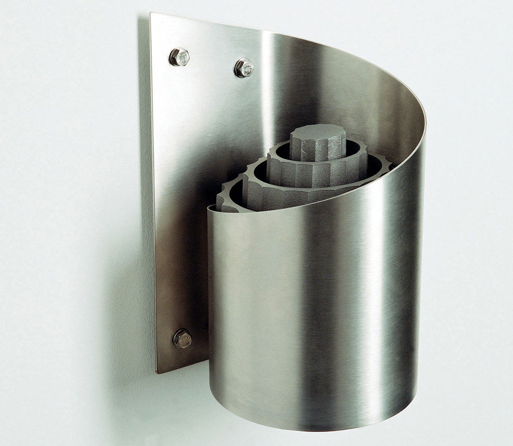 Image of: Outdoor Ashtray on Wall