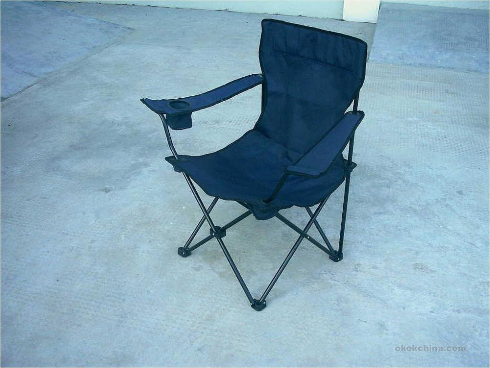 Image of: Outdoor Camping Chairs Folding