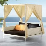 Outdoor Daybed with Canopy Ideas