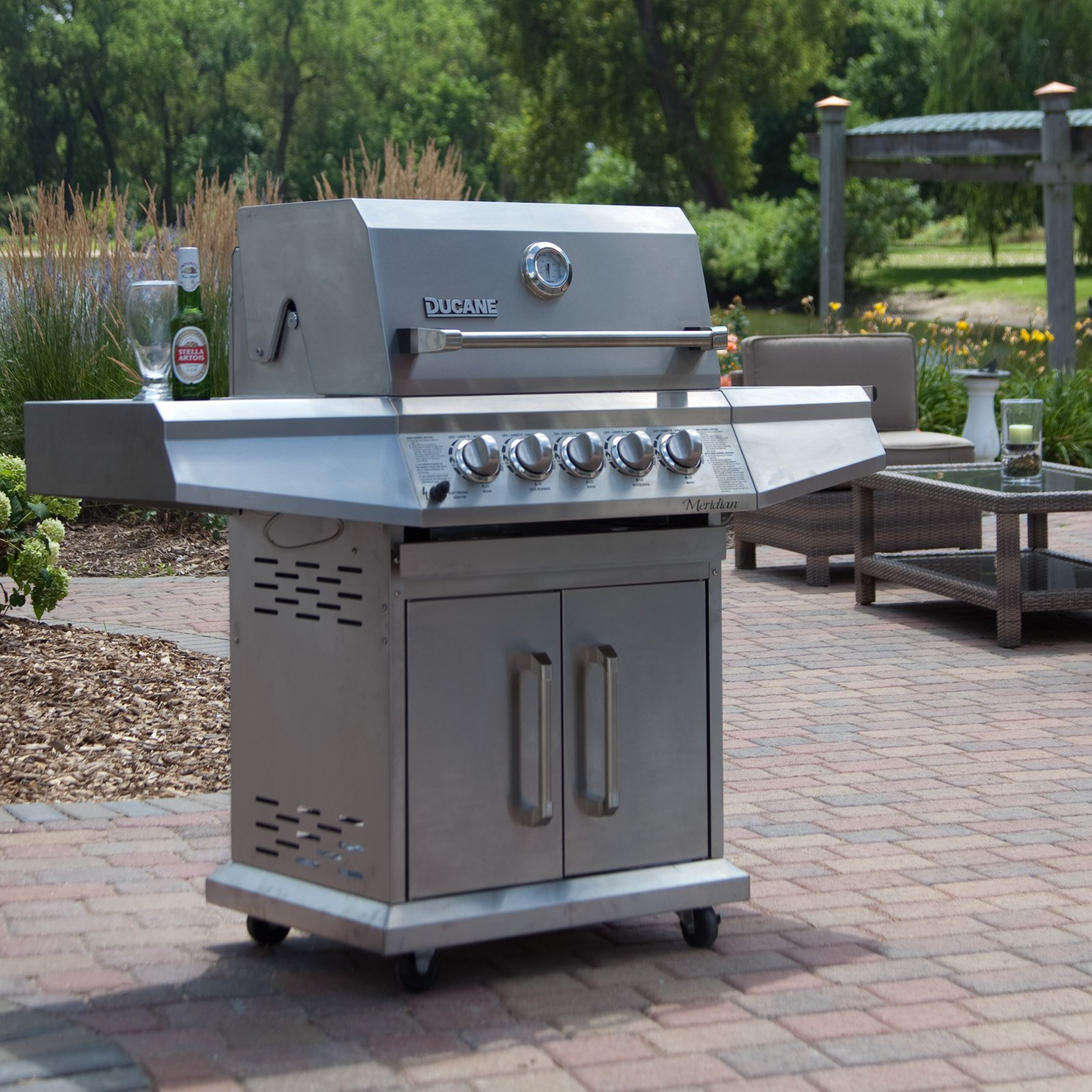 Image of: Outdoor Griddle for Cooking