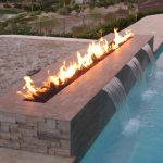 Outdoor Propane Fire Pit Design