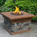 Outdoor Propane Fire Pit Kits