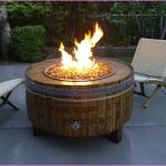 Outdoor Propane Fireplace Style
