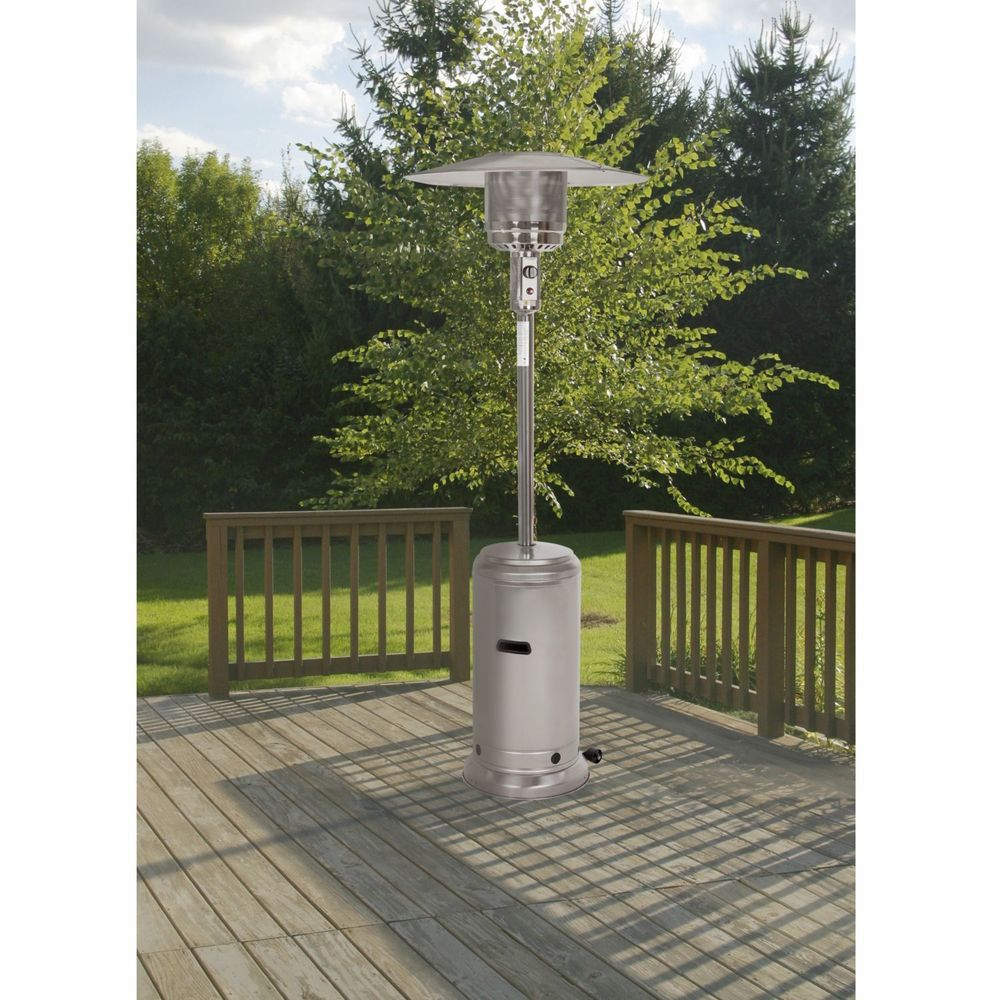 Image of: Outdoor Propane Heaters Table Top
