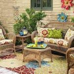 Outdoor Rugs for Patios Beach Theme