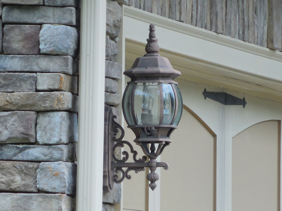 Image of: Outdoor Sconces Designs