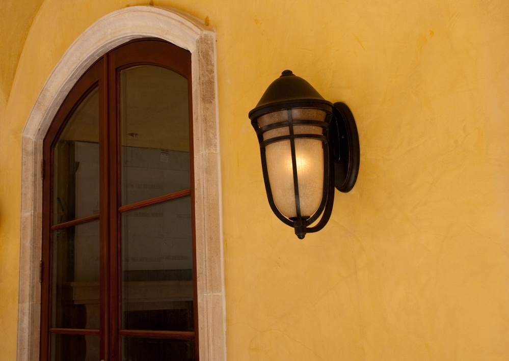 Image of: Outdoor Sconces Type