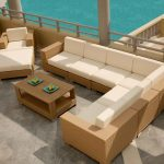 Outdoor Sectional Furniture Style