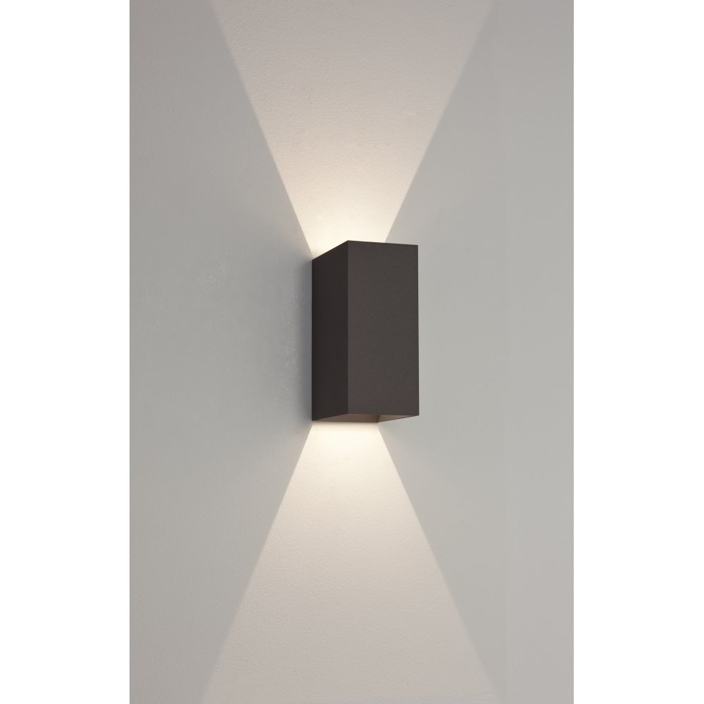 Image of: Outdoor Wall Sconce Led