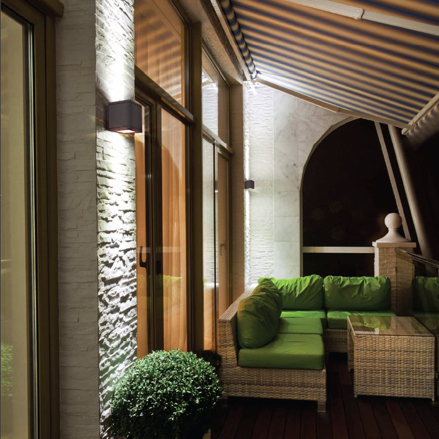 Image of: Outdoor Wall Sconce Picture
