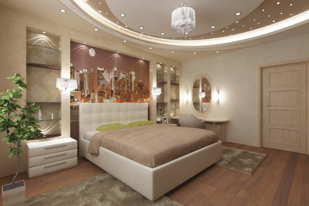 Image of: Oval Wall Mirror Decorative
