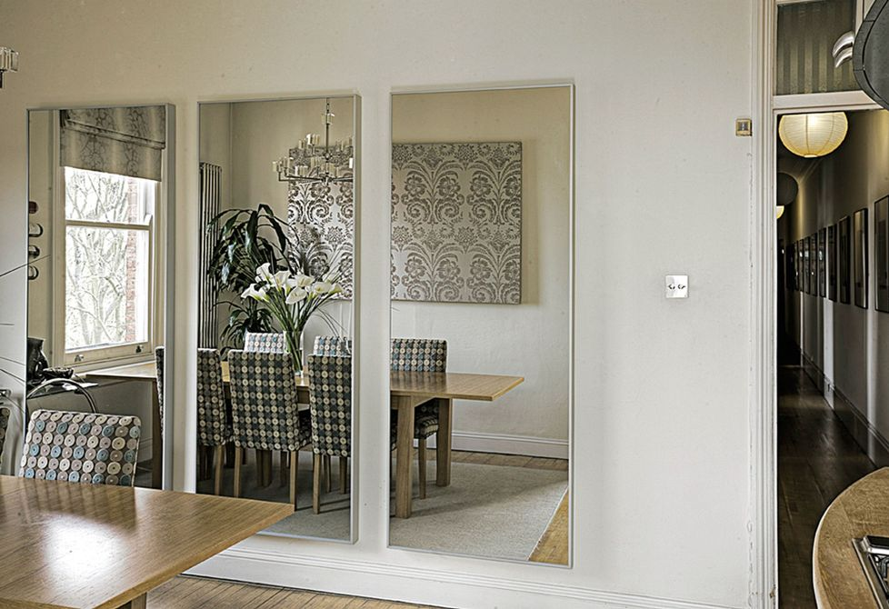 Image of: Oversized Wall Mirrors
