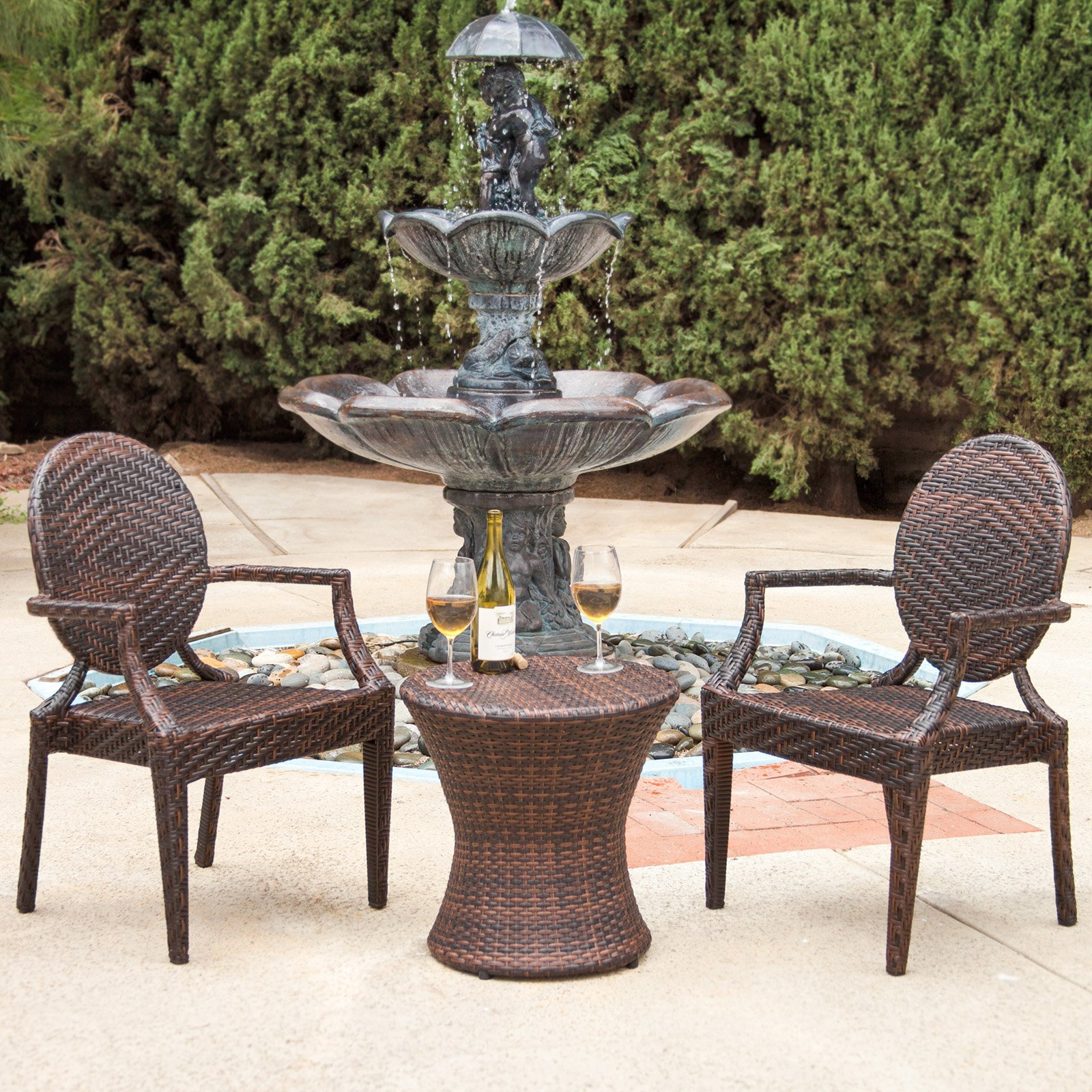 Image of: Patio Conversation Sets Style