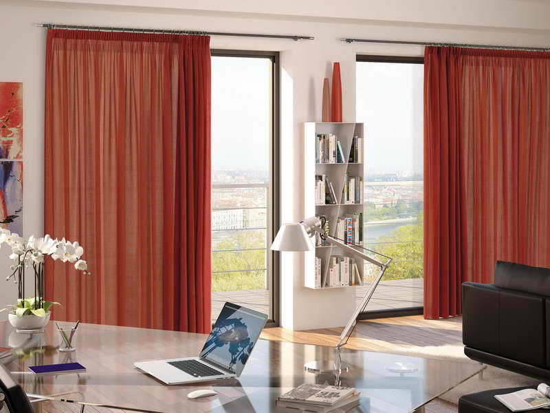Patio Door Curtains Color