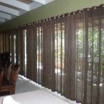 Patio Door Curtains Modern Picture